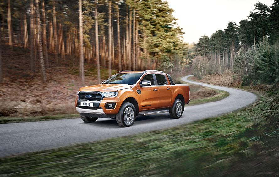 Nye Ford Ranger – bedre, sterkere og tøffere