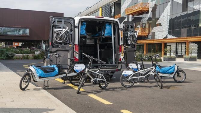 Ford tester unikt transportsystem for mindre kø og forurensing